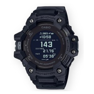 G-Shock GBDH1000-1 - Best Sport Watches with GPS: Solar powered