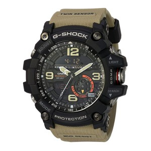 G-Shock GG-1000  - Best Durable Watches for Construction Workers: Battery lasts up to 2 years