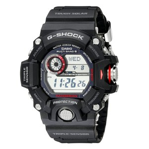 G-Shock Rangeman GW-9400  - Best Durable Watches for Construction Workers: Mud resistant