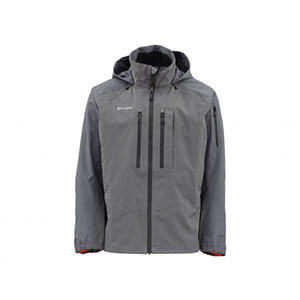 SIMMS G4 PRO Wading Jacket - Best Rain Jackets for Scotland: Generous Jacket with 9 Pockets