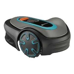 GARDENA SILENO Minimo - Best Robotic Lawn Mower for Large Lawns: Quiet, versatile, and smart