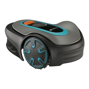 GARDENA SILENO Minimo  - Best Robotic Lawn Mower for Uneven Ground: Works in silence
