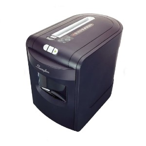 GBC GEX106 - Best Paper Shredders for Small Businesses: Auto Shut Down to Conserve Energy