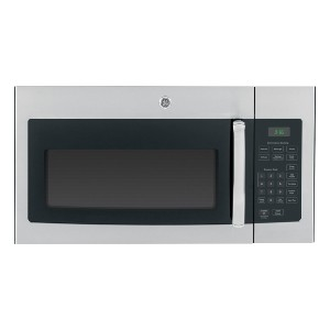 GE 1.6 Cu. Ft. Over-the-Range Microwave - Best Microwave with Vent: Best for budget