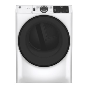 GE 7.8 Cu. Ft. 10-Cycle Electric Dryer - White On White - Best Electric Dryers Under $800: Everything you want