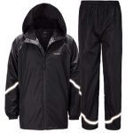 10 Recommendations: Best Raincoats for Fishing (Oct  2020): Raincoat with Elastic Cuffs