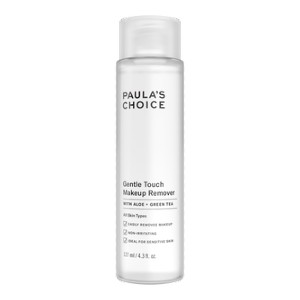Paulas Choice GENTLE TOUCH Makeup Remover - Best Makeup Remover for Sensitive Skin: Effectively Removes All Kinds of Makeup