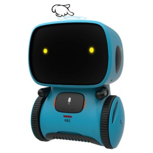GILOBABY Robot Toys - Best Musical Toys for 4-Year-Olds: Impressive voice control mode