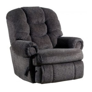 Lane Furniture GLADIATOR CAFE  - Best Recliners for Heavy Person: Covered in a Soft Woven Chenille