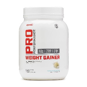 GNC Pro Performance - Best Mass Gainer Protein: Fast, Medium and Slow Releasing, High-Quality Protein