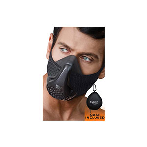 GO4FIT Workout MASK - Best Masks for Working Out: GO4FIT Workout MASK, Never Lose Your Breathing During The Workout. No More!