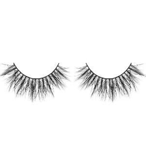 Lilly Lashes GODDESS - Best Lashes for Round Eyes: For Effortlessly Flawless Wispy Lash Look