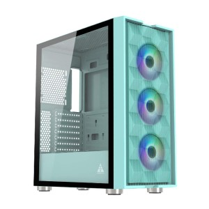 GOLDEN FIELD MAGE-U - Best PC Cases Under 100: Easier to Disassemble and Assemble