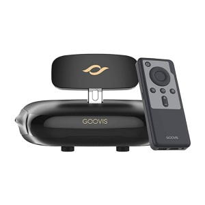 Goovis Pro-2 - Best VR for PS4: Keeps your eyes