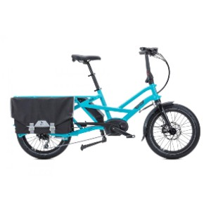 Tern GSD S10 - Best Electric Bike for Delivery: No more running out of batteries