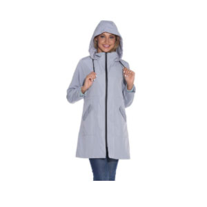 GUANYY Women's Waterproof - Best Raincoats for Women: Thin and Packable