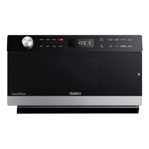 Galanz GTWHG12S1SA10 4-in-1 ToastWave  - Best Microwave Air Fryer Combo: Ergonomic design