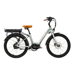 Evelo  Galaxy 500  - Best Electric Bike for Short Female: For riders of any height