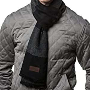 Gallery Seven Cotton Winter Scarves fo Men - Best Scarves for Winter: Elegant and super warm