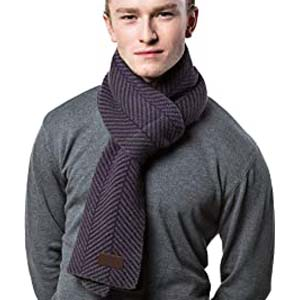 Gallery Seven Winter Scarf for Men - Best Scarves for Winter: Classic and timeless