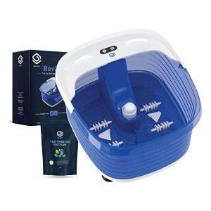 Galvolt  Foot Spa Massager  - Best Foot Spa to Remove Dead Skin: Hassle-free controls