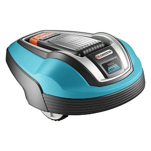 GARDENA 4069 R80Li - Best Robotic Lawn Mower for Slopes: Grass at the same height