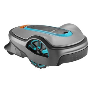 GARDENA 15101-41 SILENO Life - Best Robotic Lawn Mower for Slopes: For tight corners