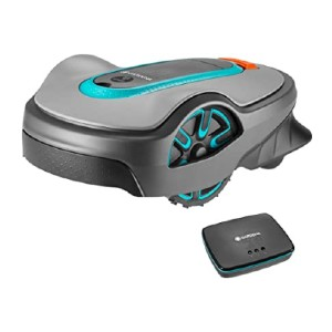 GARDENA Smart SILENO Life - Best Robotic Lawn Mower for Uneven Ground: For a clean finish