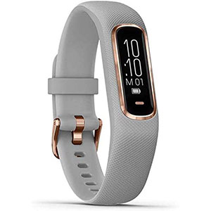 Garmin vivosmart 4 - Best Fitness Trackers: Smart and Fashionable Device