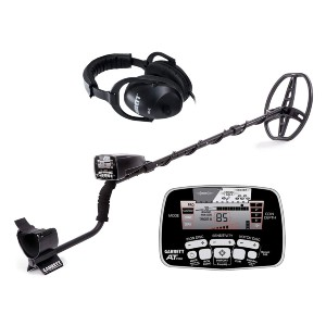 Garrett AT Pro Metal Detector - Best Gold Metal Detector for Beginners: Detector with Three Modes