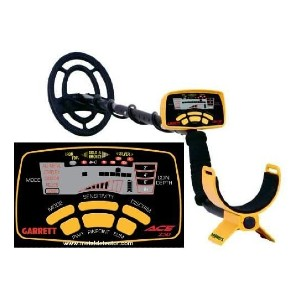 Garrett Ace 250 Metal Detector with Submersible Search Coil - Best Metal Detector under 500: Excellent Several Features