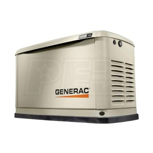 Generac Guardian - Best Generators for Power Outages: 5-Year Limited Warranty