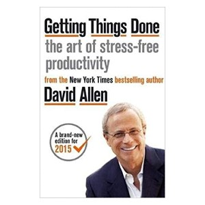 David Allen Getting Things Done - Best Self-Development Book: No more procrastinations