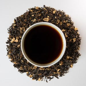 TEEMA TEAS Ginger Root Black - Best Tea to Drink in the Morning: Anti-Inflammatory and Anti-Bacterial Properties