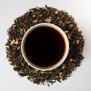 TEEMA TEAS Ginger Root Black - Best Tea for Headaches: Marvelously Warming Drink