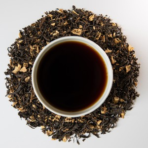 TEEMA TEAS Ginger Root Black - Best Tea for Acid Reflux: Ability to Aid Digestion