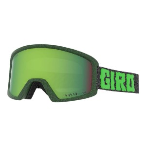 Giro Blok Goggles - Best Goggles for Snowboarding: Old-School Cylindrical Frame