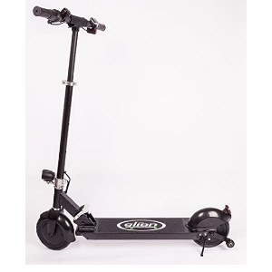 Glion Dolly Electric Scooter - Best Electric Scooter with Seat: Super portable