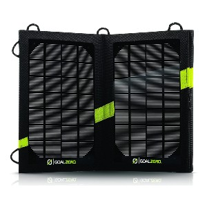 Goal Zero Nomad 7 Solar Panel  - Best Solar Panel for Backpacking: Automatically reconnect