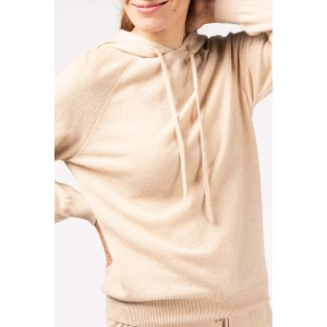 Gobi Basic Hoodie - Best Hoodie for Cold Weather: Classic Cashmere Hoodie