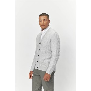 Gobi Cashmere Cable Cardigan - Best Cashmere Cardigans: Neat and Casual Look Cardigan