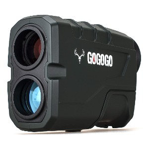 Gogogo Sport Vpro Sport 1200 Yards Laser Range Finder - Best Rangefinder Under $200: 3 Mode and Easy to Use