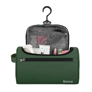Gonex Travel Toiletry Bag - Best Toiletry Bag for Women: Lightweight and water-resistant bag