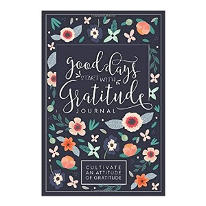 Pretty Simple Press Good Days Start With Gratitude - Best Daily Gratitude Journals: Perfect for beginner