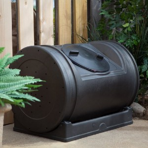 Good Ideas 52 Gal. Compost Wizard Jr. - Best Compost Bin for Beginners: Perfect for everyone