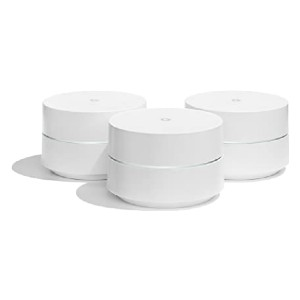 Google WiFi System, 3-Pack - Best Wi-Fi Router for Xfinity: Simple and efficient