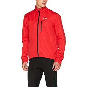 Gore Wear Gore Men's C3 GTX Active Jacket - Best Raincoats for Cycling: Extremely waterproof and breathable