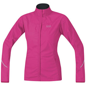 Gore WS AS Partial Jacket - Best Rain Jackets for Running: Elegant Color and Super Light