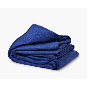 Gravity Cooling Blanket - Best Summer Blanket for Hot Sleepers: Ultra-soft and Breathable Blanket