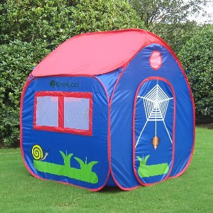 GreEco  Kids Pop Up Tent - Best Tents for Kids: Easy Set Up Tent
